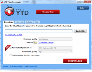 youtube video downloader pro free download