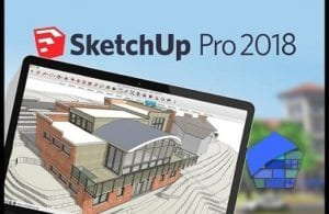 SketchUp Pro 2018 Free Download​
