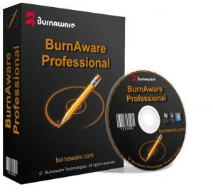 BurnAware Professional 10.8 + Portable Download