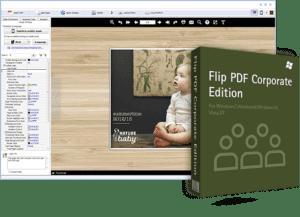 Flip PDF Corporate Edition 2.4.9.9 + Portable Download