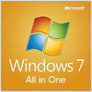 Windows 7 All in One ISO Feb 2018 64 Bit Download