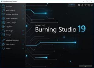 Ashampoo Burning Studio 19.0.0.25 + Portable Download