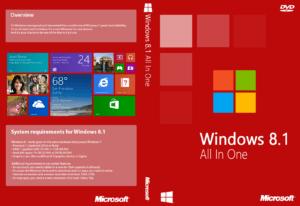 Windows 8.1 AIO Feb 2018 ISO Download
